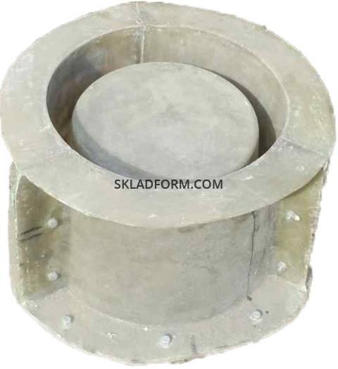 Форма для цветника из бетона купить правильная бетонная смесь