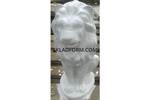 формы для льва из бетона купить