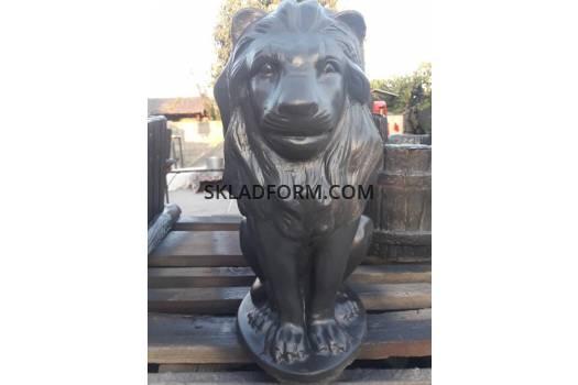 Купить форма для льва из бетона купить купить цементный раствор в воронеже