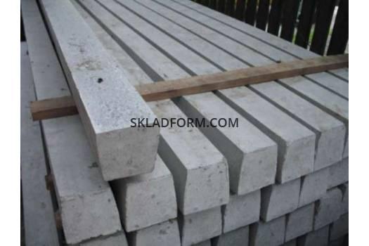 форма для столба из бетона купить